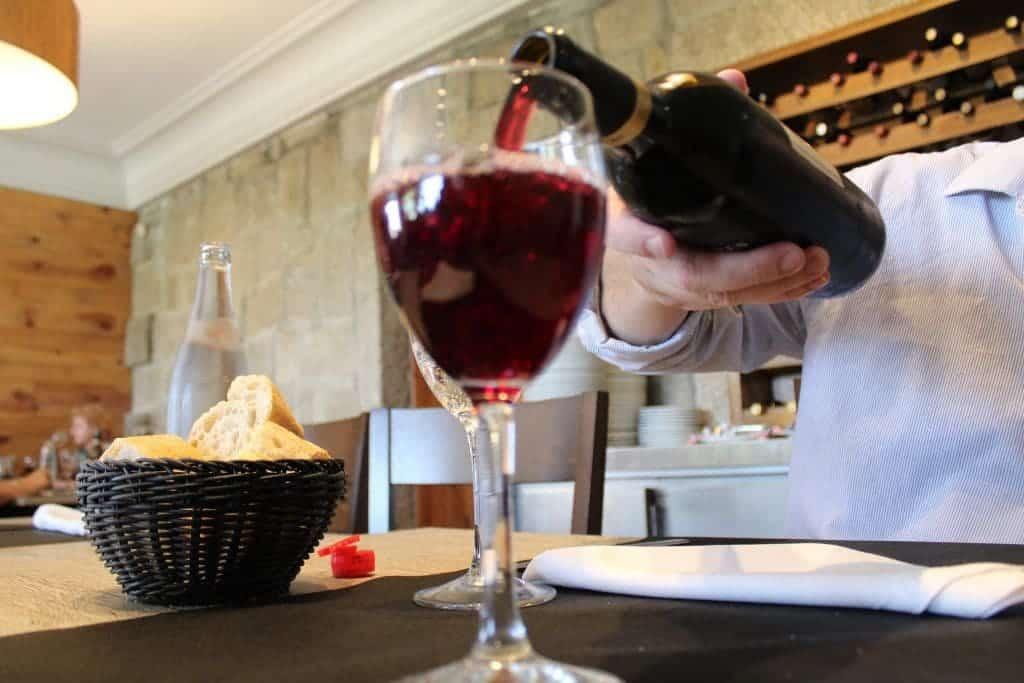 Vin Beaujolais Nouveau