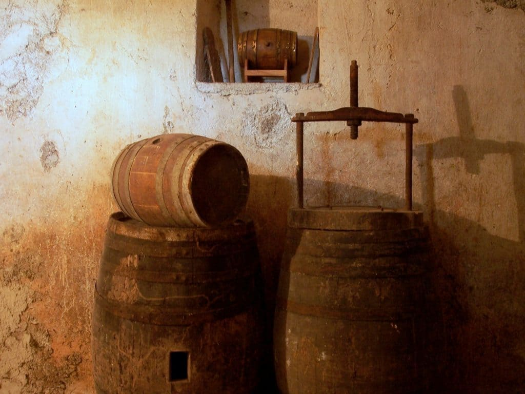 Caves à vins Corse