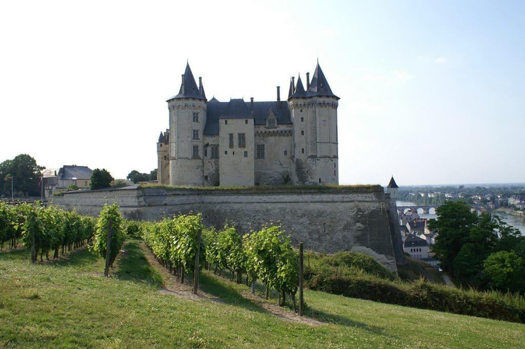Châteaux et vignes la Loire