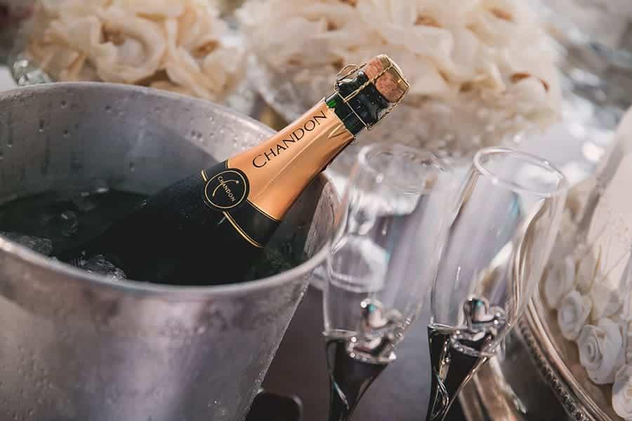 Histoire de vin Champagne