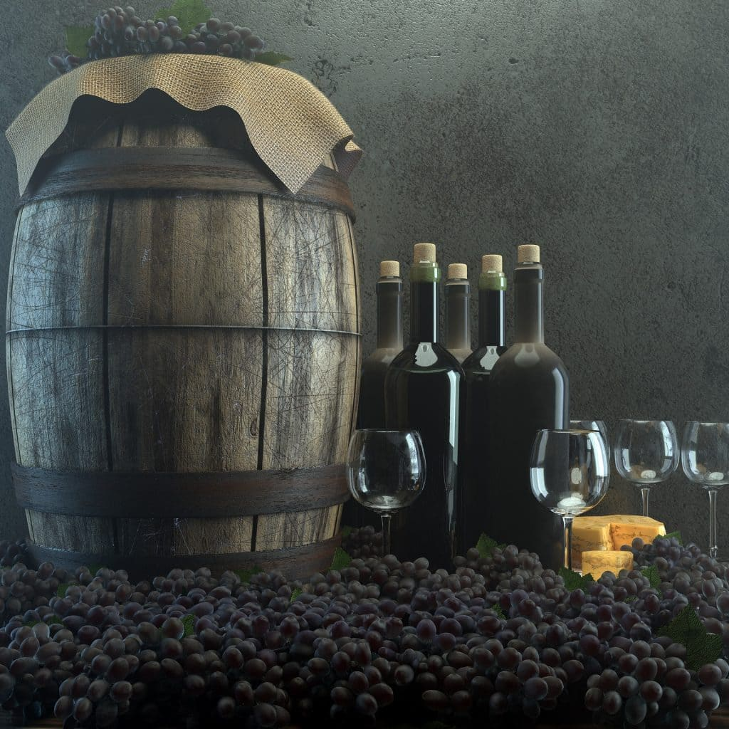 Vieillissement du vin de Jura