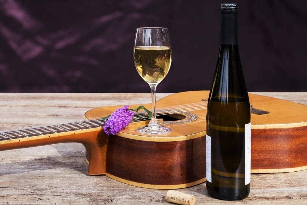 vin blanc d'Alsace