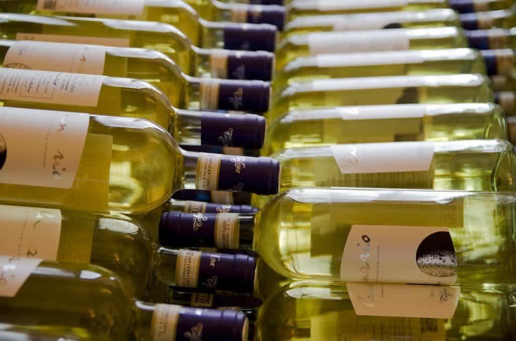 Vin Blanc région Alsace